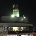 夜の朝潮橋PA(上り)