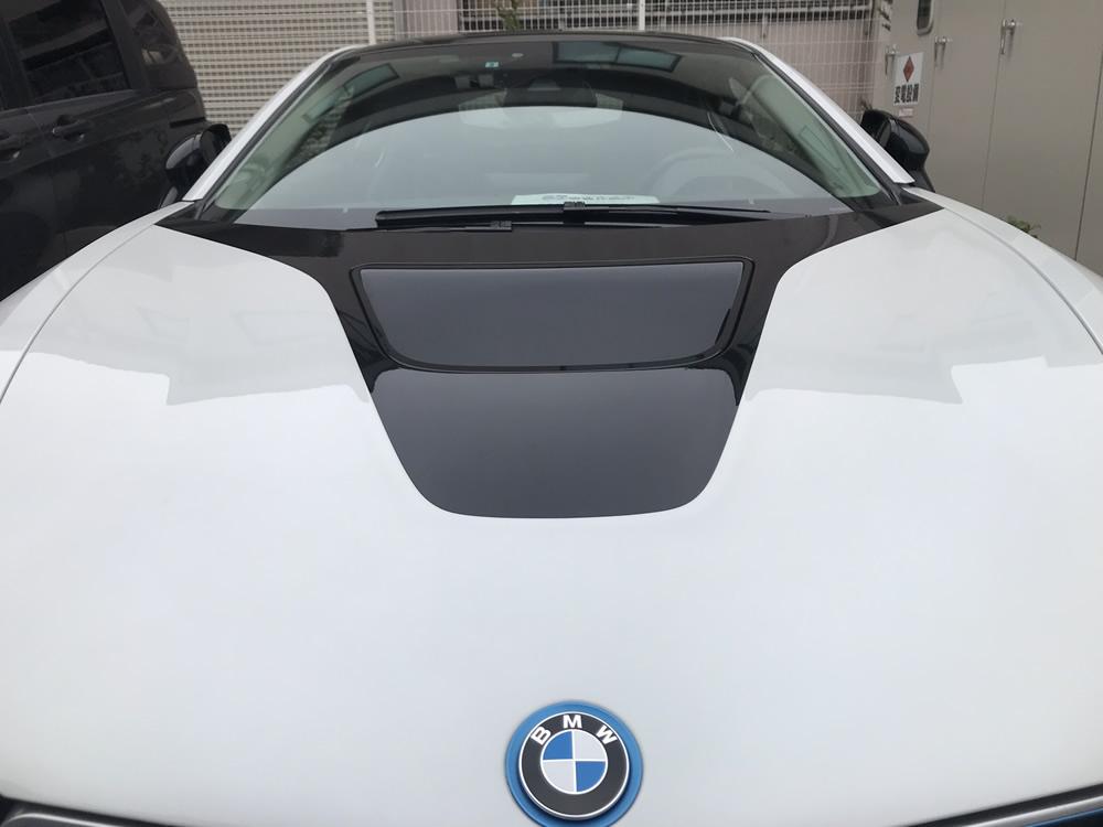 BMW i8 のエクステリア その3