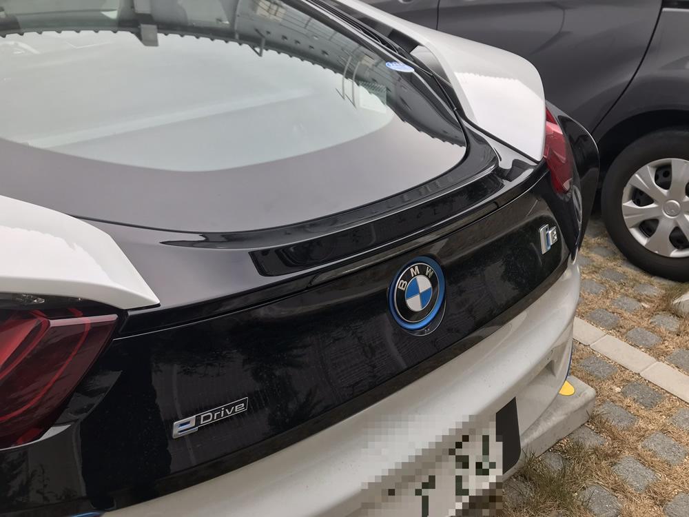 BMW i8 のエクステリア その6
