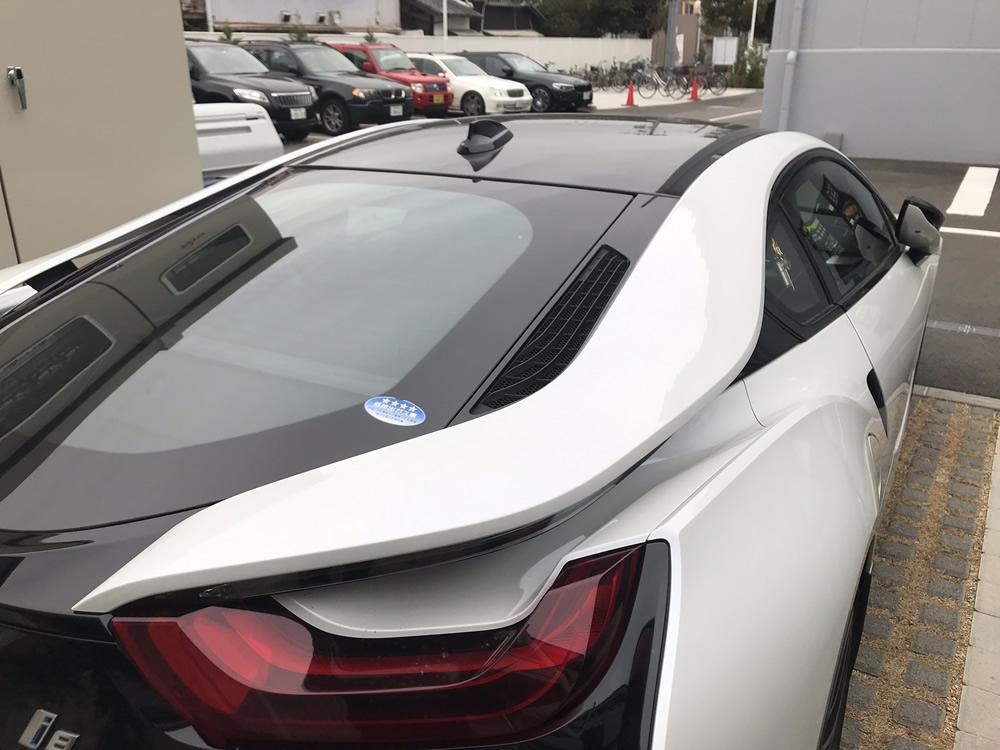 BMW i8 のエクステリア その8