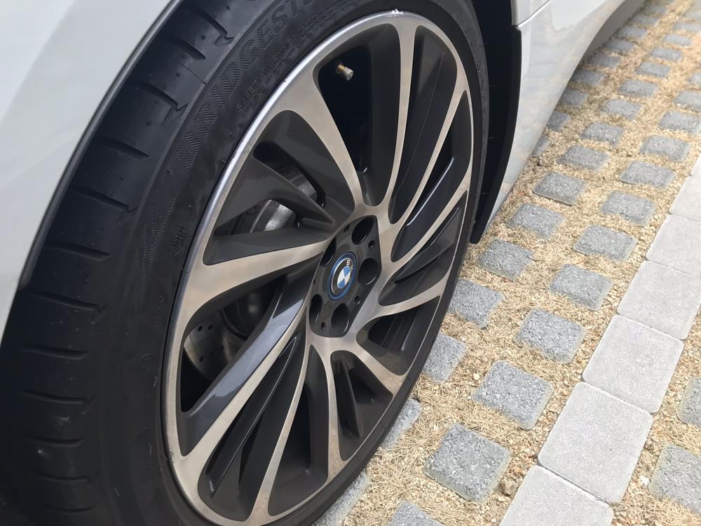 BMW i8 のエクステリア その9