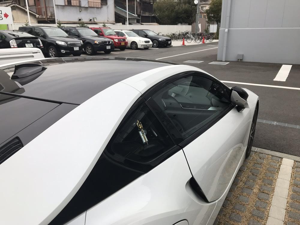 BMW i8 のエクステリア その10