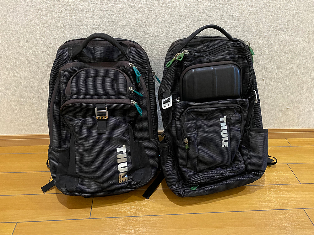 Thule Crossover 32L Backpack-Black