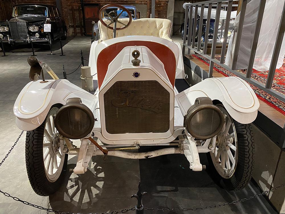 ジーライオンミュージアムに行ってクラシックカーを見てきた その14