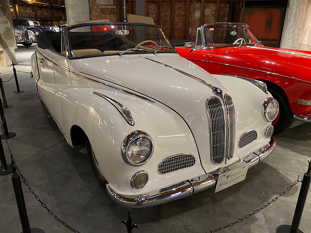ジーライオンミュージアムに行ってクラシックカーを見てきた その15